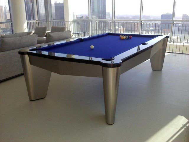 Chapel Hill pool table repair and services